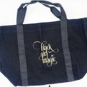 Black Girl Magic Weekend Bag